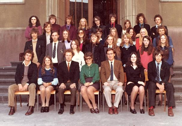 Tonbridge 6th Form circa 1974-75