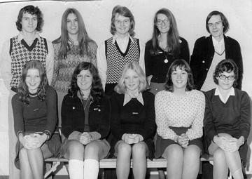Kent 6th form 1974